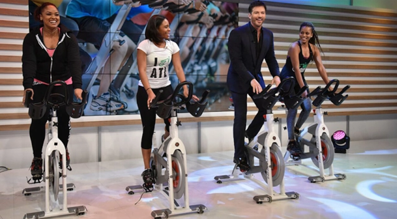 HARRY: Vibe Ride Workout