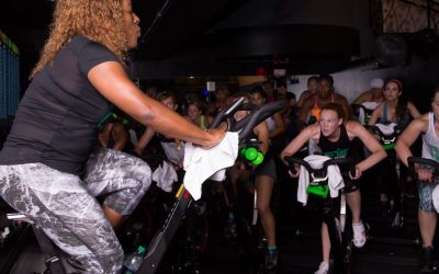 Round Out Your Summer Workouts with a Live DJ Ride!